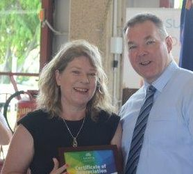 QLD Fire & Emergency Services Australia Day Achievement Awards